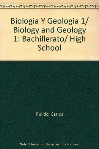 Descargar Libro Biologia Y Geologia, 1º Bachillerato C. Pulido