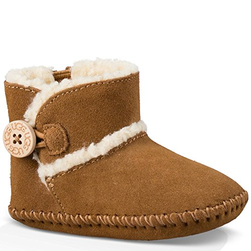 UGG Baby I Lemmy Boot, Chestnut, 0/1 M US Infant
