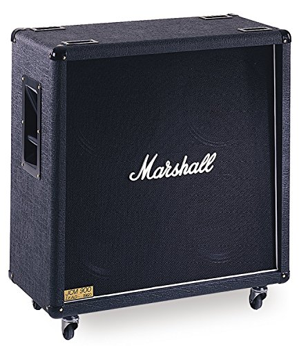 Marshall 1960B 300-Watt 4x12-Inch Straight Guitar Extension Cabinet by Marshall