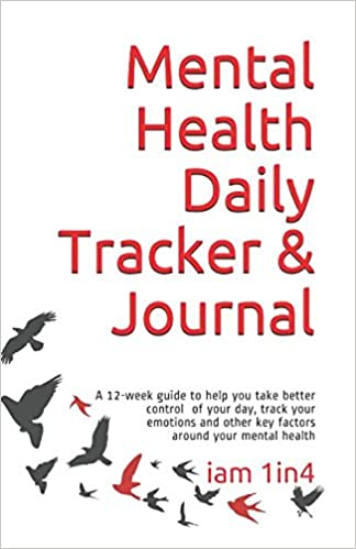 Mental Health Daily Tracker Journal A Guide To Help You Take