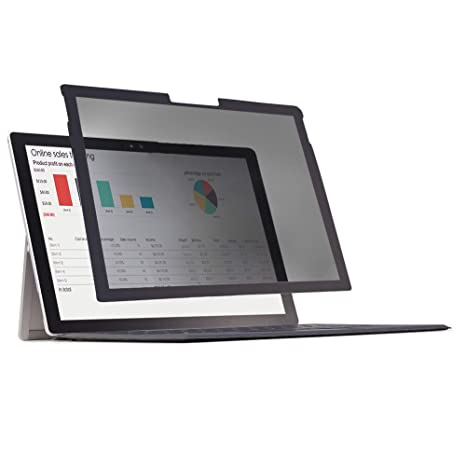 Amazon.com: for Surface Pro Fully Removable Privacy Screen Protector