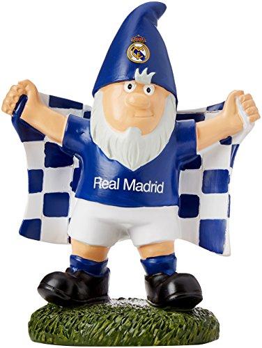 UKSoccershop Real Madrid F.C. Garden Gnome (Fc Garden Gnome)