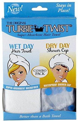 Turbie Twist Wet Day / Dry Day from Turbie Twist