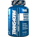 Evlution Nutrition Trans4orm 60 Serving Thermogenic Fat Burner