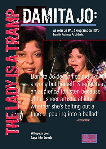 Damita Jo - Damita Jo: The Lady Is a Tramp (DVD)