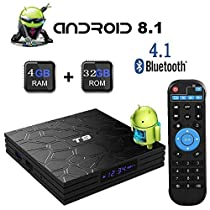 T9 T95Z Android TV Boxes