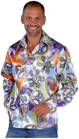 70 años 60 70s Cool Camiseta Camisa Para Hombre hippie Camisa Talla M: Amazon.es: Juguetes y juegos