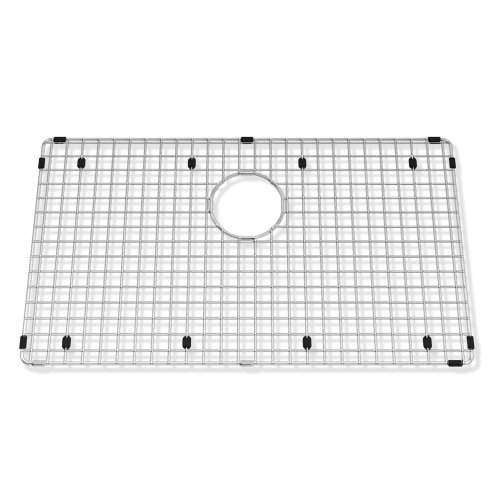 American Standard 791565-209070A Prevoir Bottom Grid 26-Inch x 15-Inch Kitchen Sink Rack, Stainless Steel