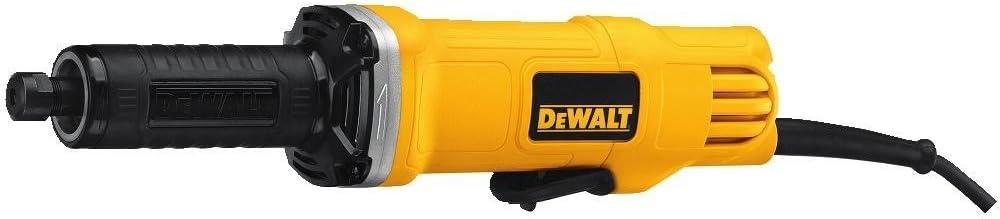 DEWALT DWE4887NR 1-1//2-Inch 4.2-Amp 120-Volt Corded Die Grinder without Lock-On Renewed