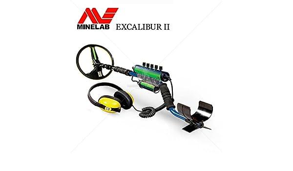 Minelab Detector de metales sumergible Excalibur II: Amazon.es: Deportes y aire libre