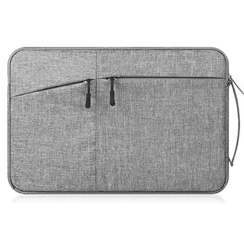 "Black Canvas Zippered Carrying Case Sleeve Bag for Lenovo IdeaPad 320 / 320S 15"" / ThinkPad E575 / E570 / L570 / Lenovo Legion Y520 / Y720 / Lenovo Flex 5 15"" / Yoga 710 15"" Laptop hot sale"