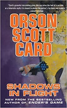 Book Shadows in Flight (Shadow Saga) Reprint Edition by Card, Orson Scott [2013]