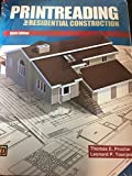 img - for Print Reading For Residential Construction 6TH ED book / textbook / text book