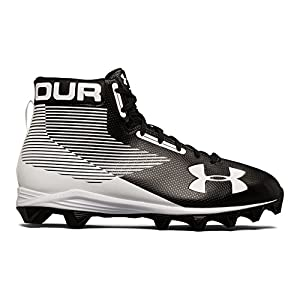 Under Armour UA Hammer Mid Rubber Molded Wide 16 Black