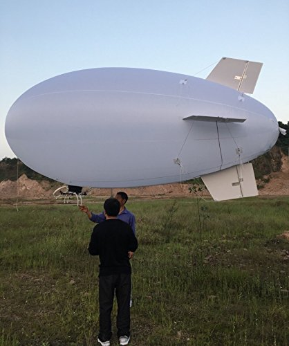 Air-Ads 16ft 5 Meter RC Zeppelin Outdoor Radio Control Blimp
