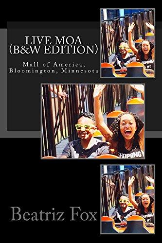 Live MOA (B&W Edition): Mall of America, Bloomington, - Mall Bea