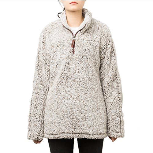 1/4 Zip Adult Pullover - 9