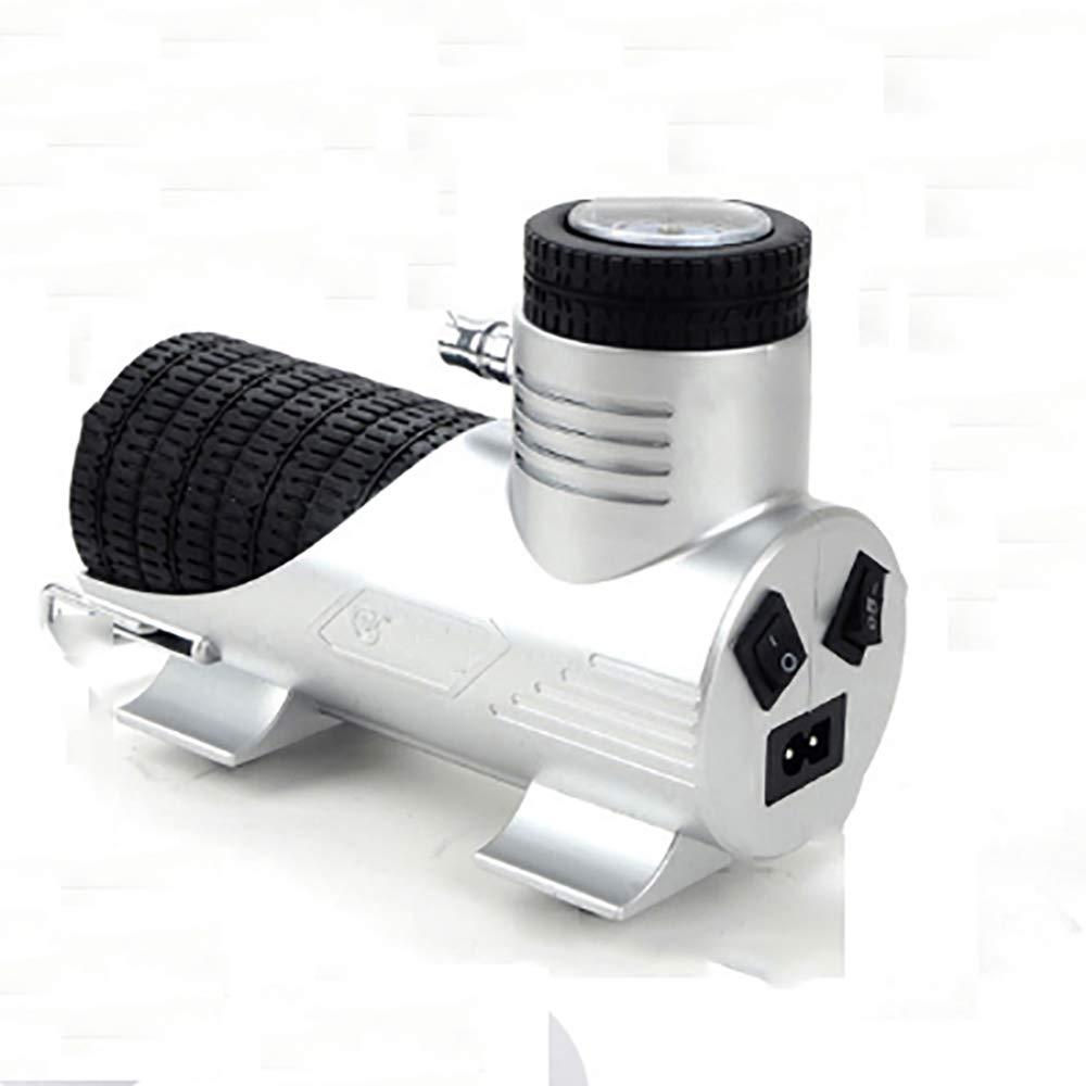XPZ00 Auto Tragbare Luftpumpe mit Kombinationstool Luxus-Kombinationen Einzelzylinder-Metall-Inflator