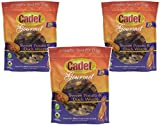 (3 Pack) Cadet Duck and Sweet Potato Dog Treat Wraps, 28 Ounces each
