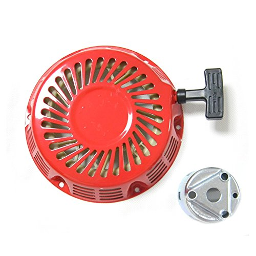 Savior Recoil Pull Starter Start Cup Assembly for Honda GX340 GX390 GX610 GX620 11HP 13HP 18HP 20HP Engine Generator Pump Motor Parts 28400-ZH8-013ZA 28400-ZH8-013YA