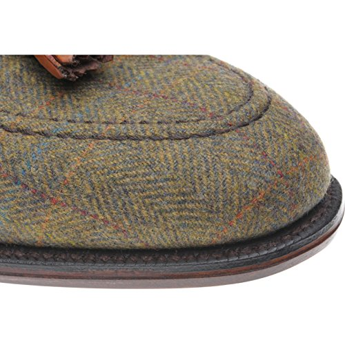 E Exford Tweed Herring Marrone 45 Castagno Di E HRATqCw
