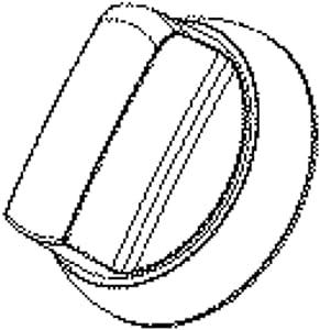 LG AEZ74533306 LG-AEZ74533306 Knob Assembly