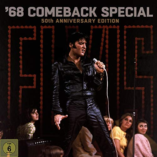 Elvis: '68 Comeback Special: 50th Anniversary Edition from Sony Legacy