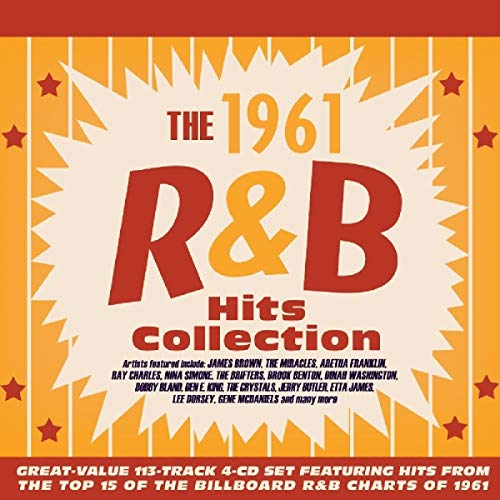 - 1961 R&B Hits Collection