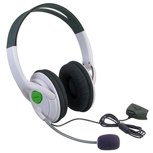 9 opinioni per SODIAL(TM) Xbox 360 cuffie grandi(cuffie e microfono)per giochi online xBox 360