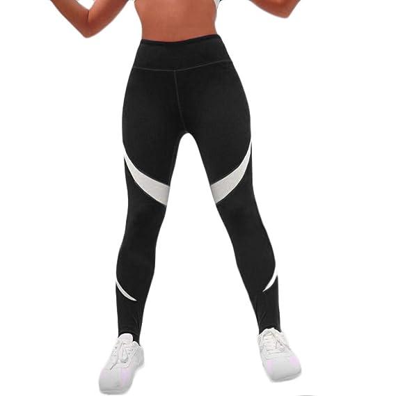 Mallas Deportivas Mujer Leggings, YpingLonk Secado Rapido Mujer ...