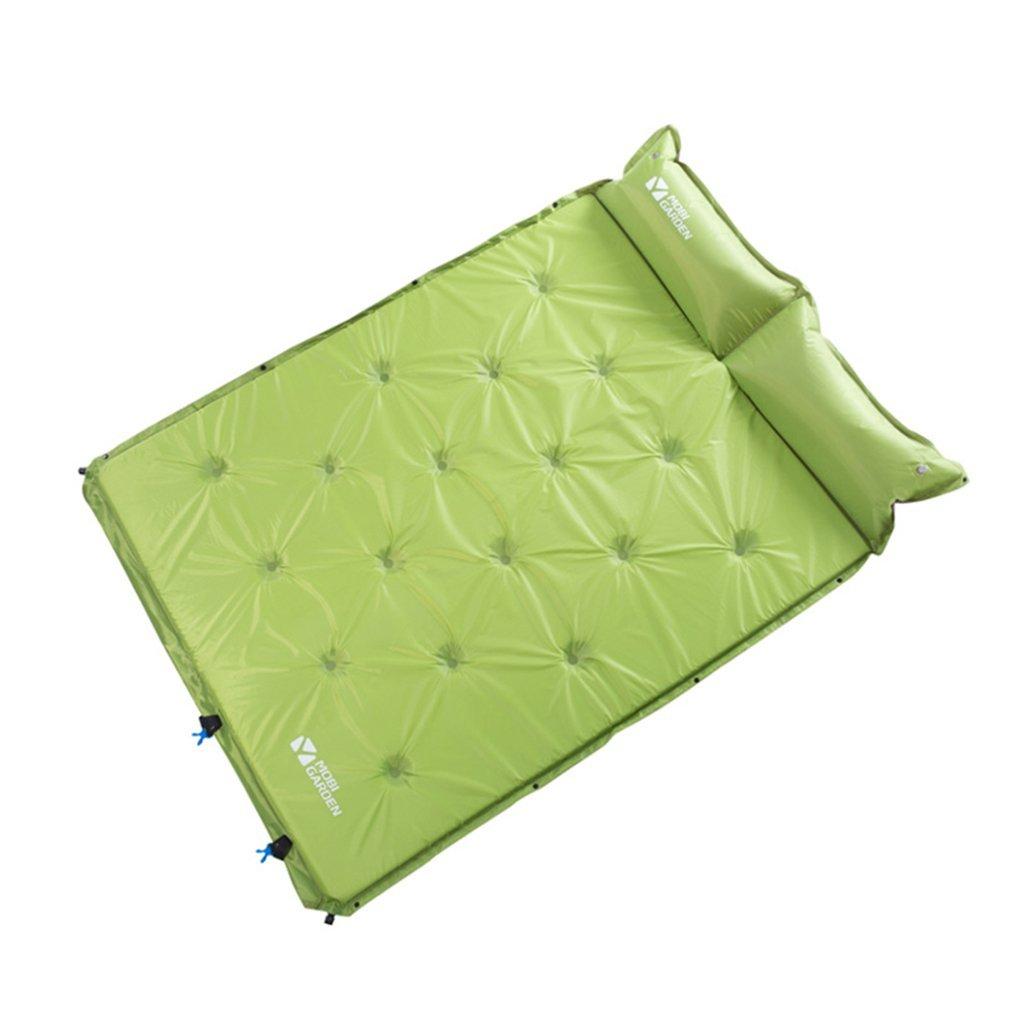 Mobi Outdoor-Camping Camping-Ausrüstung kann doppelte automatische aufblasbare Kissen Feuchtigkeit Pad Picknick SP gespleißt werden