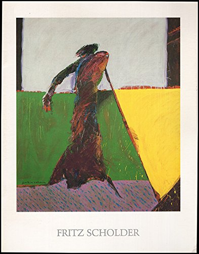 Native American Lithographs - Fritz Scholder: Paintings, Monographs, Lithographs, Sculpture (February 28-March 30, 1981)