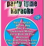 Party Tyme Karaoke - Oldies, Vol. 1 (8+8 Song) (CD+G)