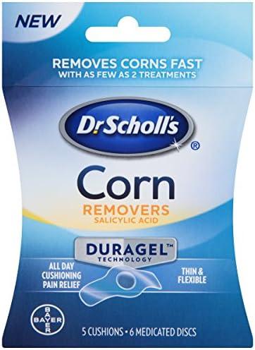 Amazon.com: Dr Scholls Duragel Removedor de callos, 5 ...