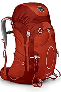 Osprey Packs Atmos 50 Backpack (Oxide Red, Medium) (japan import)
