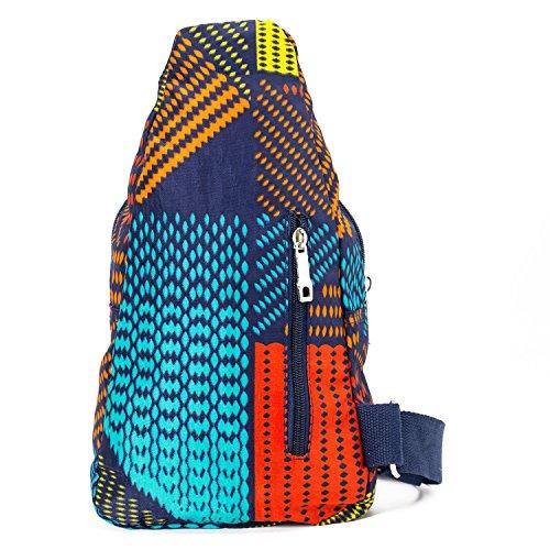 Travel Crossbody Sling Bags For Women Single Waterproof Sling Shoulder  Backpack For Kids Girl - Five d915d28481
