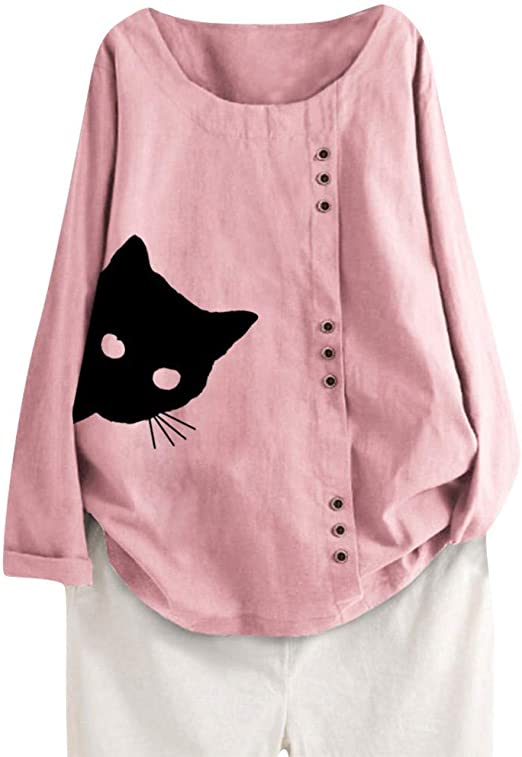 YOGA CATS FUNNY COOL FASHION LADIES VEST TANK TOP ONE SIZE IDEAL GIFT PRESENT