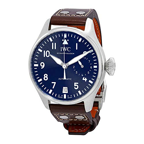 IWC Big Pilot Le Petit Prince Automatic Blue Dial Mens Watch ()
