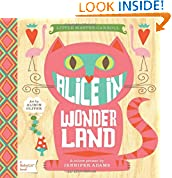 #10: Alice in Wonderland: A BabyLit® Colors Primer