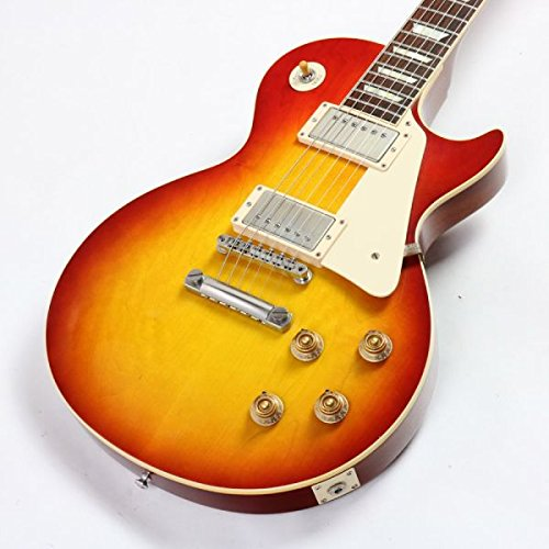Gibson Custom/Historic Collection 1958 Les Paul Standard Reissue VOS Washed Cherry B07FBSXKW6