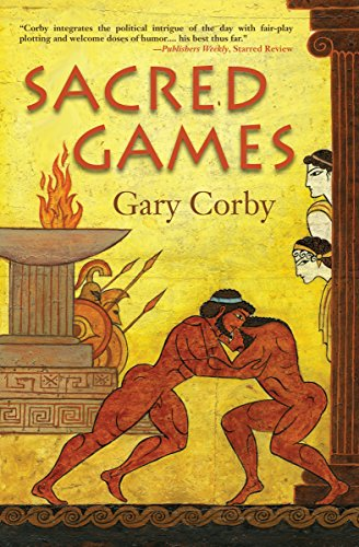 Sacred Games (The Athenian Mysteries Book 3)