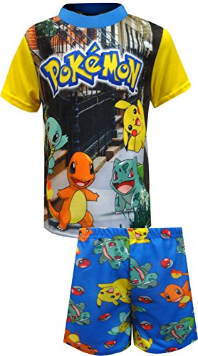 Pok%C3%A9mon Pokemon Boys 2 Piece Pajama product image