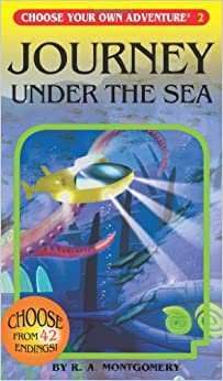 Book Journey Under the Sea (Choose Your Own Adventure)
