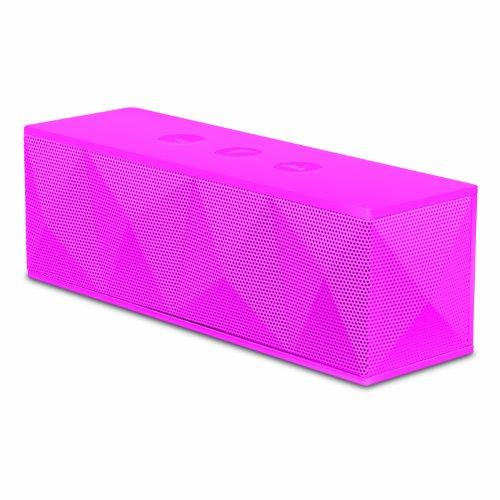 iSound Pyramid Bluetooth Speaker with Microphone (Dreamgear Backup Battery)