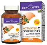 Organic Vitamin C Complex, New Chapter Activated C Food Complex, 180 ct