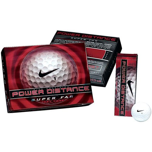 Nike Power Distance Super Far Golf Balls