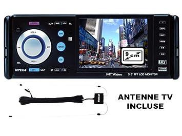 Mtvideo - Mtv120dvd Autoradio Multimedia DVD / Mpeg 4 MP3