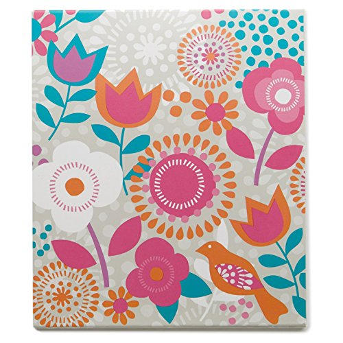 Hallmark Gift Card Holder (Floral Bubble Box)