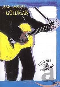 NEW Tournee 98 (pal/region 2) (DVD)