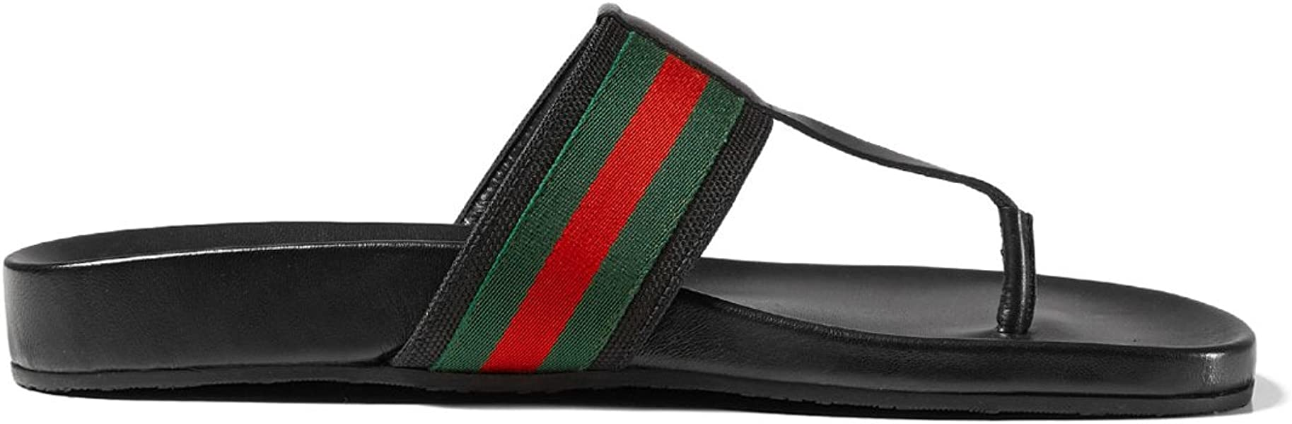 9c343b6198d Amazon.com  Gucci Men s Web Strap Sandal